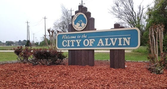 Alvin neighborhood
