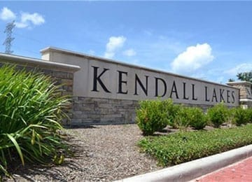 Image of Kendall Lakes Neighborhood