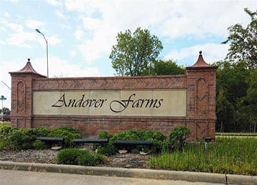 Image of Andover Farms  Neighborhood