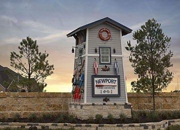 Image of Newport Lakes Estates Neighborhood
