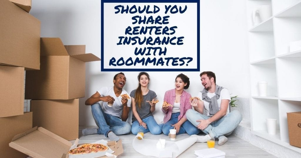 renters insurance with roommates